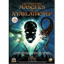 L'Intégrale des Masques de Nyarlathotep (jdr L'Appel de Cthulhu V5 en VF)