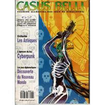 Casus Belli N° 62 (Premier magazine des jeux de simulation)