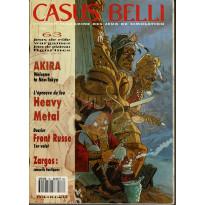 Casus Belli N° 63 (Premier magazine des jeux de simulation)