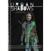 Urban Shadows - Livre de base (jdr Magpie Games en VO)