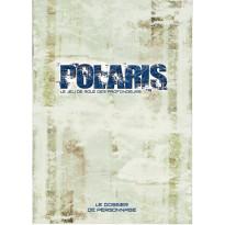 Polaris V3 - Le Dossier de Personnage (jdr de Black Book Editions en VF) 002