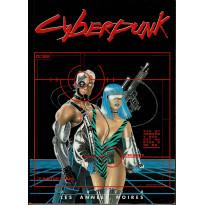 Cyberpunk - 2020 Les Années Noires (jdr livre de base 1ère édition d'Oriflam en VF)