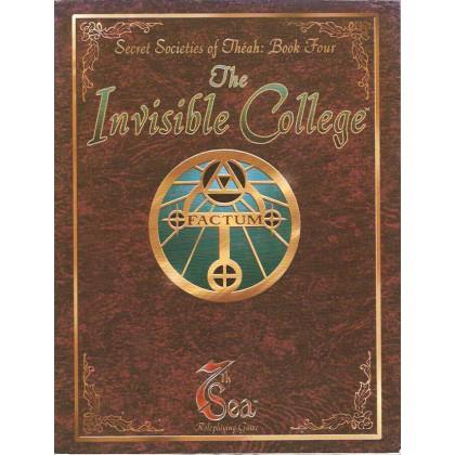 The Invisible College (7th Sea)