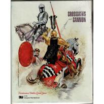 Crossbows and Cannon - Renaissance Battles Quad Game (wargame 3W en VO) 002