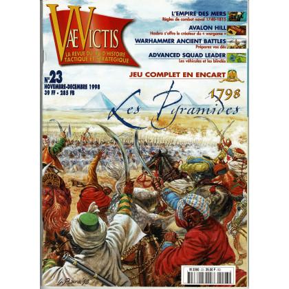 Vae Victis N° 23 (La revue du Jeu d'Histoire tactique et stratégique) 005