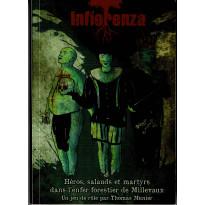 Inflorenza - Jeu de rôle complet (jdr de Thomas Munier en auto-édition en VF)