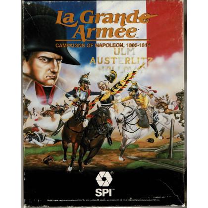 La Grande Armée - Campaigns of Napoleon 1805-1815 (wargame SPI-TSR en VO) 002