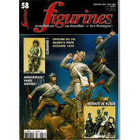 Figurines Magazine N° 58 (magazines de figurines de collection) 001