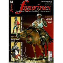 Figurines Magazine N° 56 (magazines de figurines de collection) 001