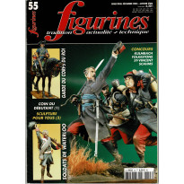 Figurines Magazine N° 55 (magazines de figurines de collection) 001