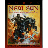 New Sun (jdr GURPS Rpg Third edition revised en VO)