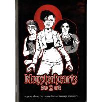 Monsterhearts 2 - Livre de base (jdr en auto-édition en VO)