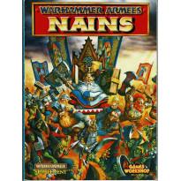 Warhammer Armées - Nains (jeu de figurines Games Workshop V4 en VF)