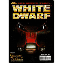 White Dwarf N° 132 (magazine de jeux de figurines Games Workshop en VF)