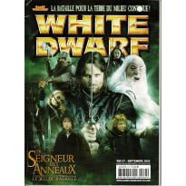 White Dwarf N° 137 (magazine de jeux de figurines Games Workshop en VF)