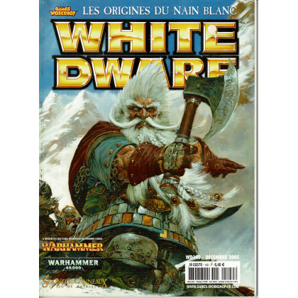 White Dwarf N° 140 (magazine de jeux de figurines Games Workshop en VF) 002