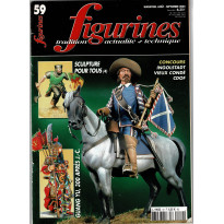 Figurines Magazine N° 59 (magazines de figurines de collection) 001