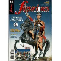 Figurines Magazine N° 51 (magazines de figurines de collection) 001