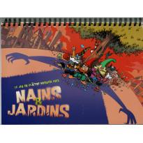 Nains & Jardins - Le Jeu de rôles (jdr des éditions Caravelle en VF)