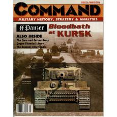 Command Magazine 36 (magazine d'histoire & de stratégie militaire en VO)