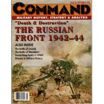 Command Magazine 34 (magazine d'histoire et de stratégie en VO)