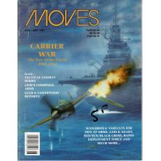 Moves 64 (magazine de wargames en VO)