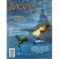 Moves 64 (magazine de wargames en VO) 001