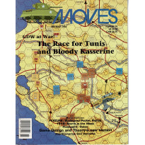 Moves 74 (magazine de wargames en VO) 001