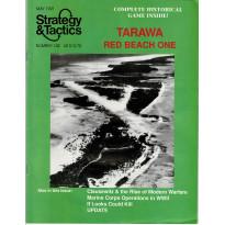Strategy & Tactics N° 142 - Revue seule (magazine de wargames & jeux de simulation en VO)