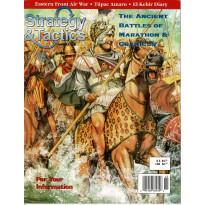 Strategy & Tactics N° 214 - Revue seule (magazine de wargames & jeux de simulation en VO) 001