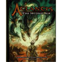 Atlantis The Second Age - Le Jeu de Rôle (jdr de Khepera Publishing en VO)
