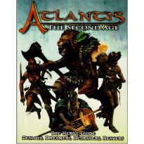 Atlantis The Second Age - The Hero's Guide (jdr de Khepera Publishing en VO)