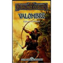 Valombre (roman Les Royaumes Oubliés en VF)