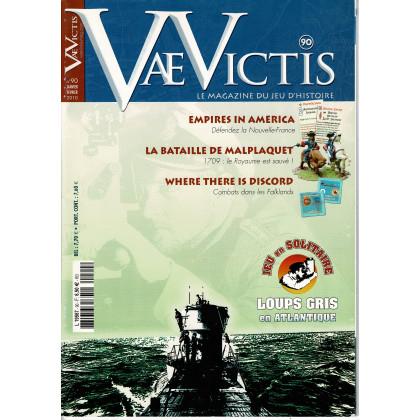 Vae Victis N° 90 (Le Magazine du Jeu d'Histoire) 007