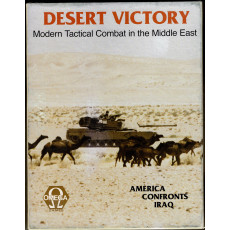 Desert Victory - Modern Tactical Combat in the Middle East (wargame Omega Games en VO)