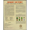 Desert Victory - Modern Tactical Combat in the Middle East (wargame Omega Games en VO) 001