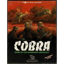 Cobra - Game of the Normandy Breakout (wargame SPI-TSR en VO) 002