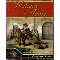 Nations in Arms - Valmy to Waterloo (wargame Compass Games en VO)