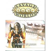 Savage Worlds - Le Manuel des Joueurs (jdr de Black Book Editions en VF)