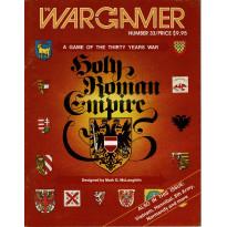The Wargamer Number 33 (magazine de wargames en VO) 001