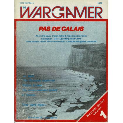 The Wargamer Vol 2 Number 6 (magazine de wargames en VO) 002