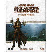 Horizons lointains - Aux Confins de l'Empire (jdr Star Wars Edge en VF)
