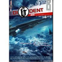 Di6dent N° 8 (magazine de jeux de rôle et de culture rôliste) 002
