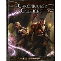 Chroniques Oubliées Fantasy - Livre de base (jdr Black Book Editions en VF) 002