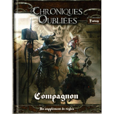 Chroniques Oubliées Fantasy - Compagnon (jdr Black Book Editions en VF)