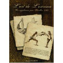 L'Art de l'Escrime (jdr Pavillon Noir 1ère édition en VF)