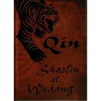 Shaolin et Wudang (jeu de rôles Qin du 7e Cercle en VF)