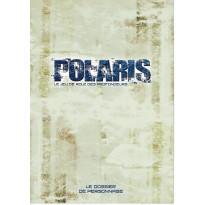 Polaris V3 - Le Dossier de Personnage (jdr de Black Book Editions en VF) 003