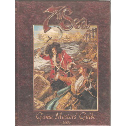 Game Masters' Guide (7th Sea)