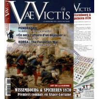 Vae Victis N° 138 avec wargame (Le Magazine des Jeux d'Histoire) 001